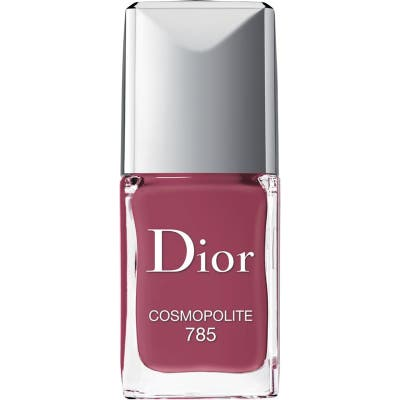 Dior Vernis Gel Shine & Long Wear Nail Lacquer - 785 Cosmopolite