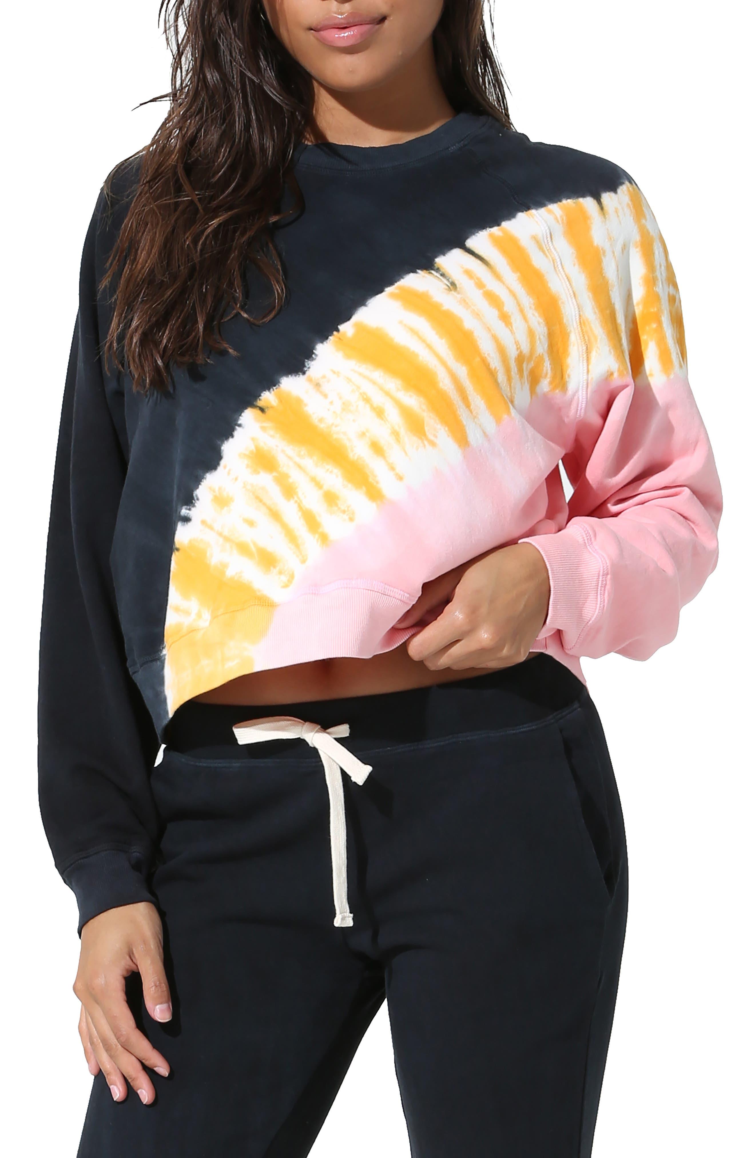 Ronan Tie Dye Sweatshirt