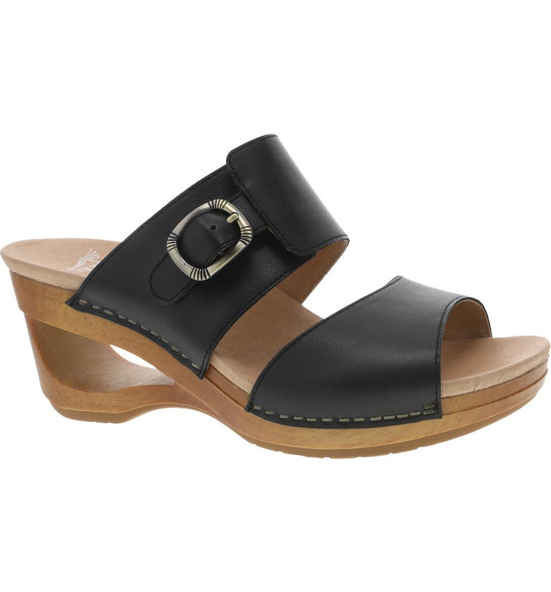 DANSKO Tawny Slide Sandal, Main, color, 001