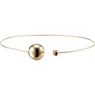Lana Jewelry Hollow Ball Choker Necklace