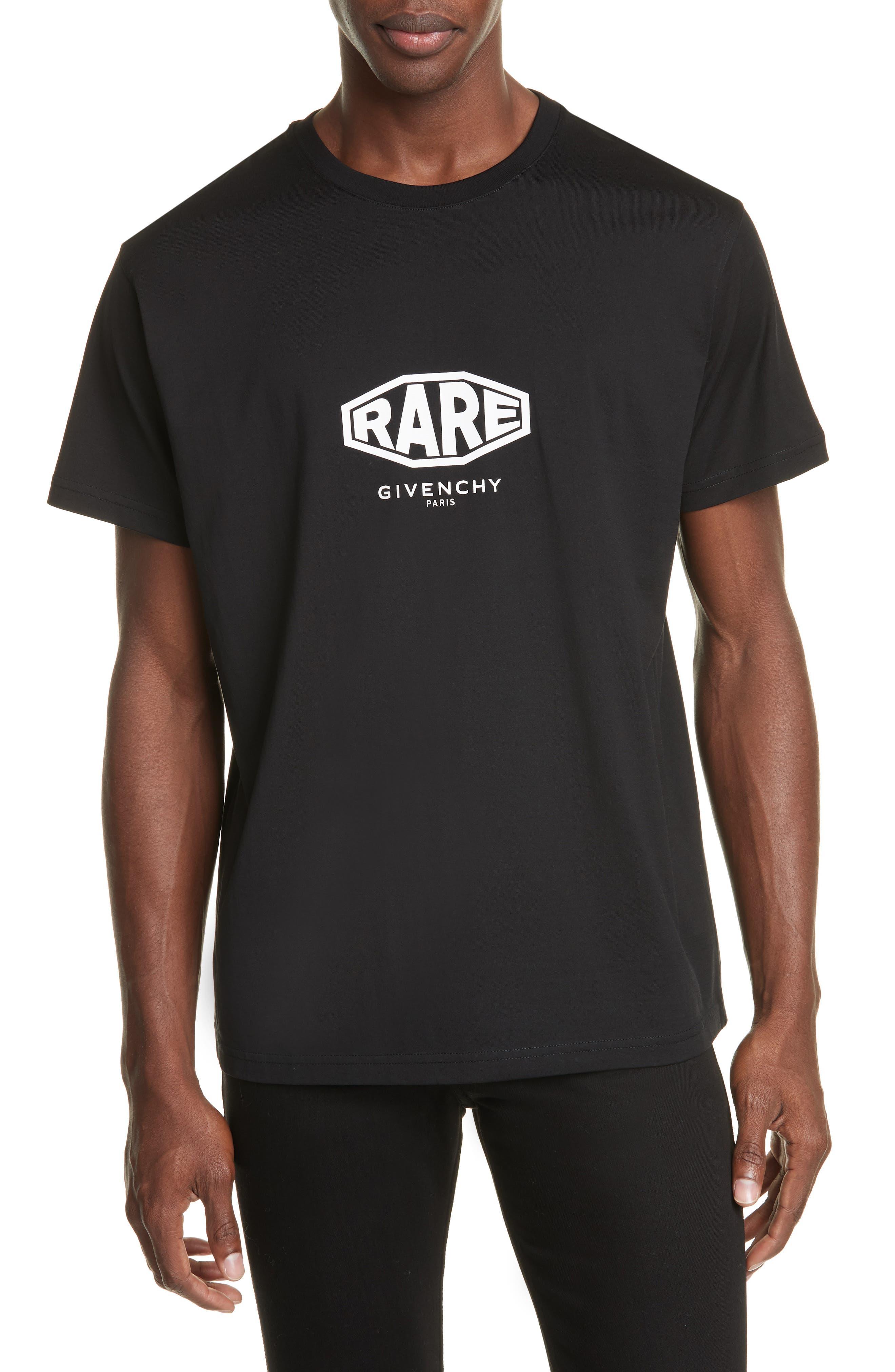 Givenchy T-shirts Rare Regular Fit T-Shirt