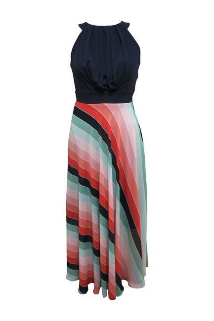 Image of Sandra Darren Sleeveless Maxi Dress