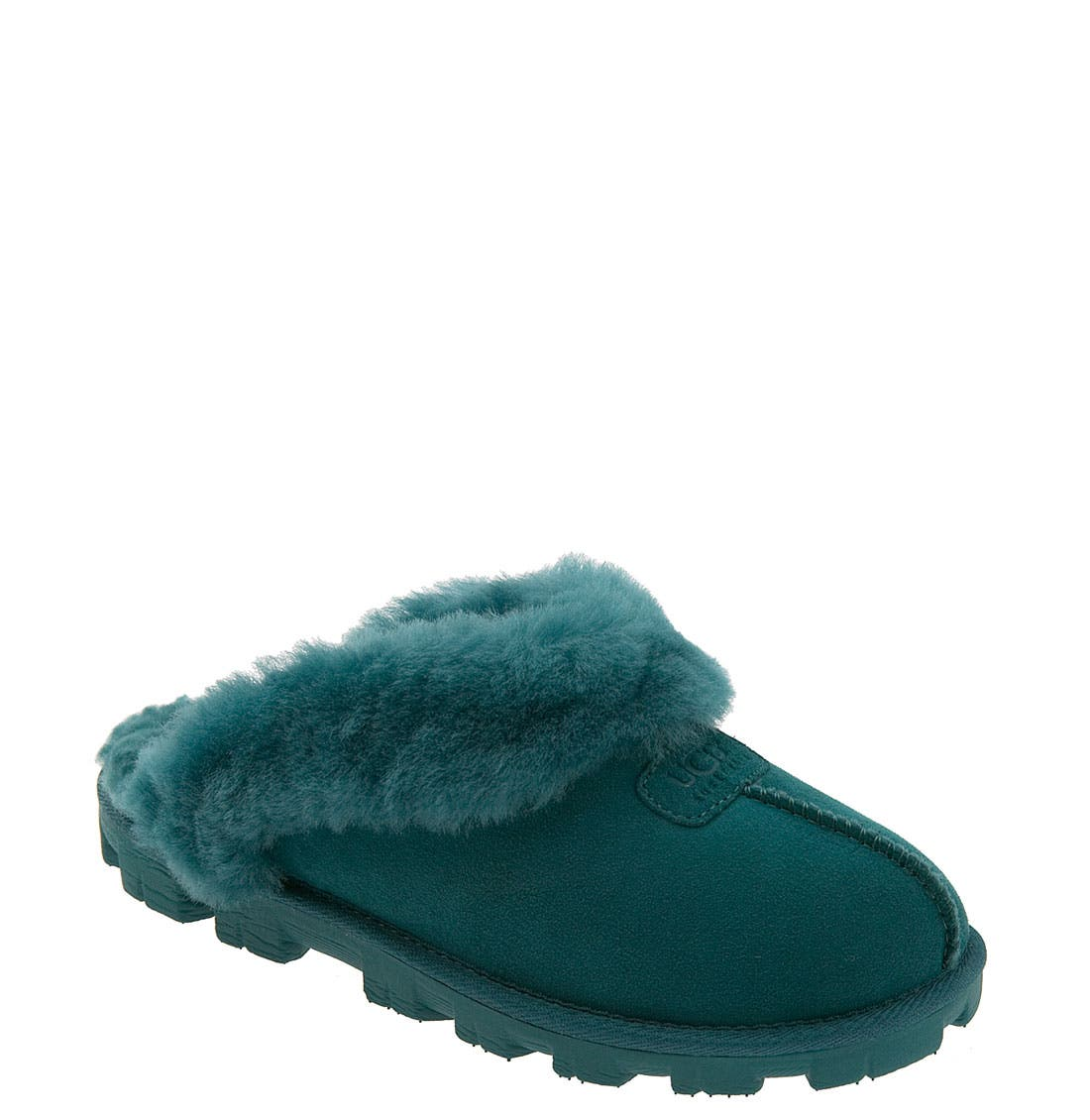 ,                             Genuine Shearling Slipper,                             Main thumbnail 122, color,                             440