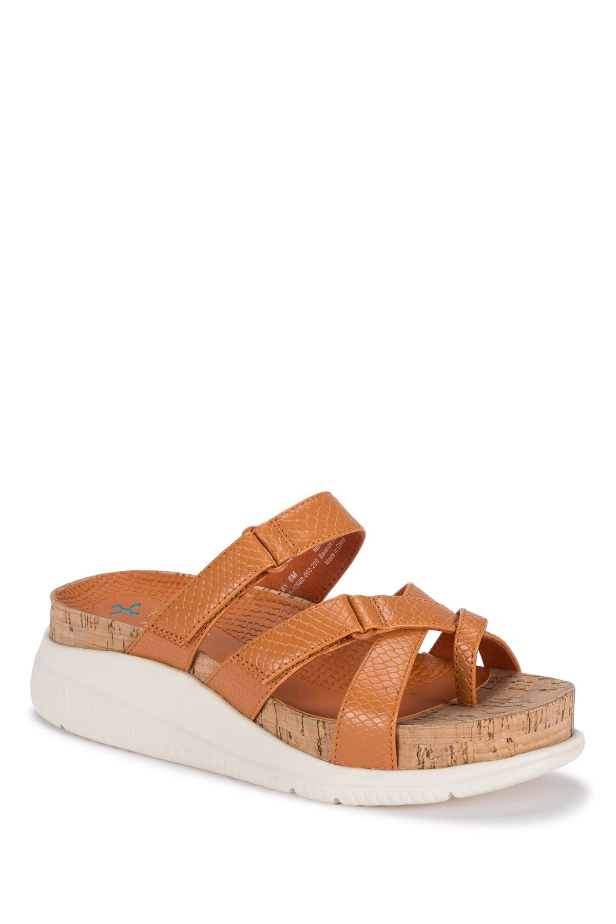 Image of BareTraps Selby Posture Plus Wedge Sandal