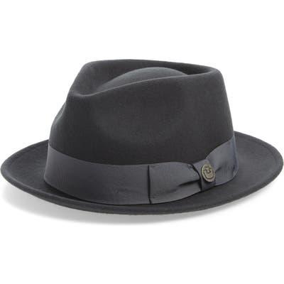 Goorin Bros. Paxton Wool Fedora - Grey