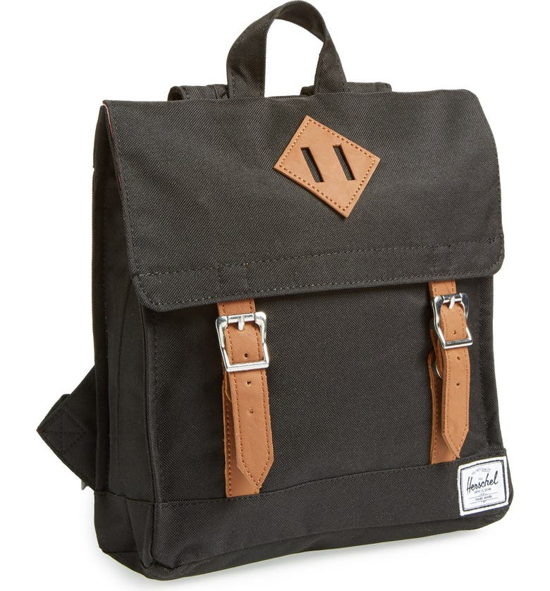 HERSCHEL SUPPLY CO. 'Survey Kid' Scouting Backpack, Main, color, 001