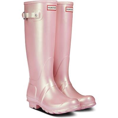 Hunter Original Tall Nebula Rain Boot