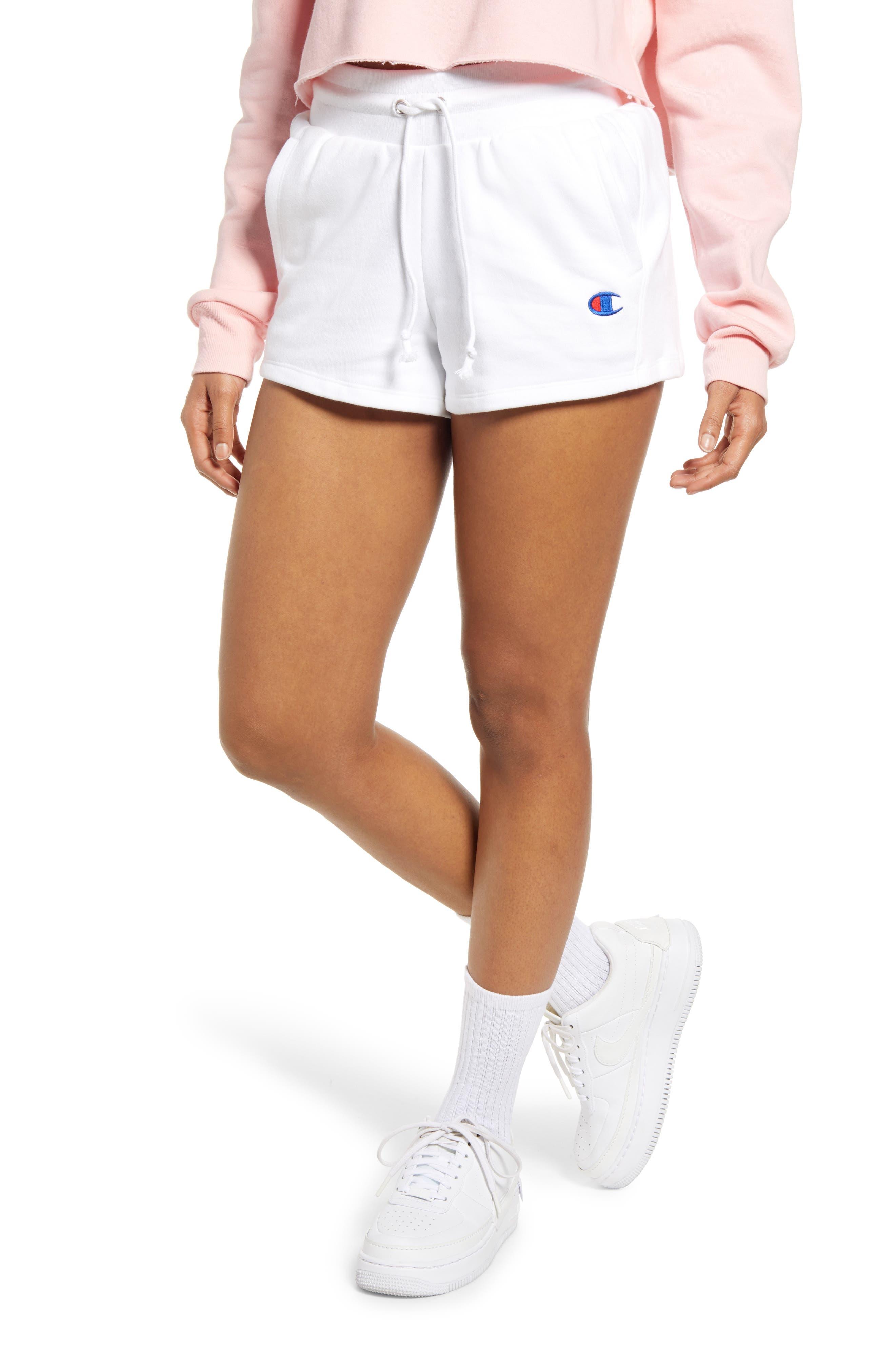 Reverse Weave Shorts