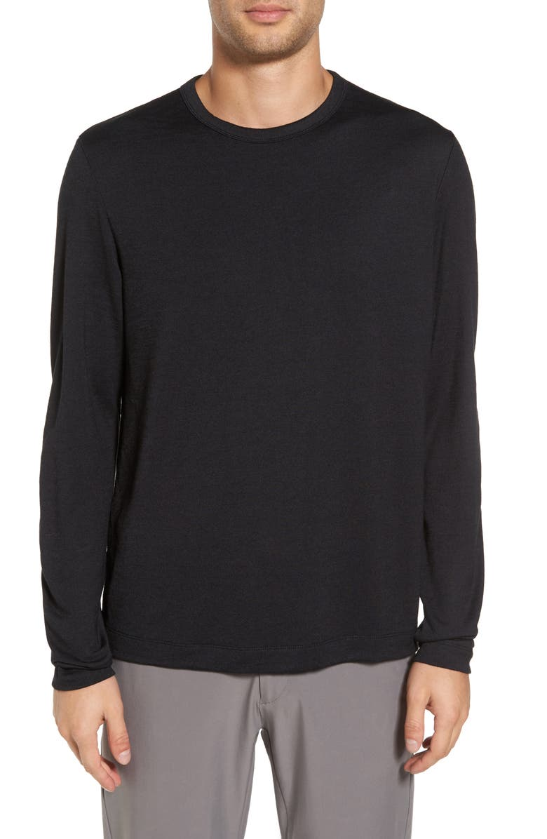 f5268f085e97 Theory Long Sleeve T-Shirt | Nordstrom