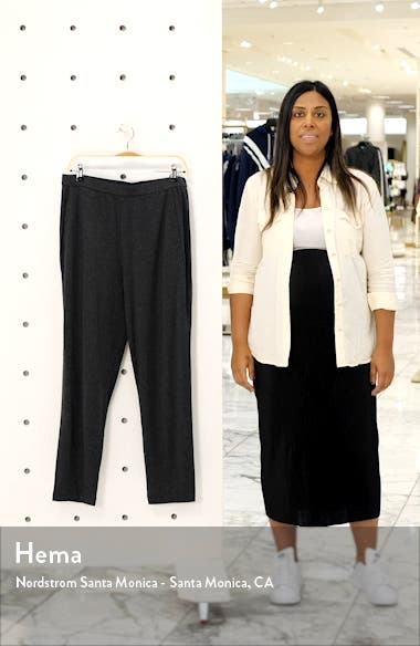 Slouchy Slim Ankle Pants, sales video thumbnail