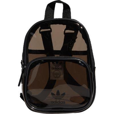 Adidas Originals Mini Tinted Backpack - Black
