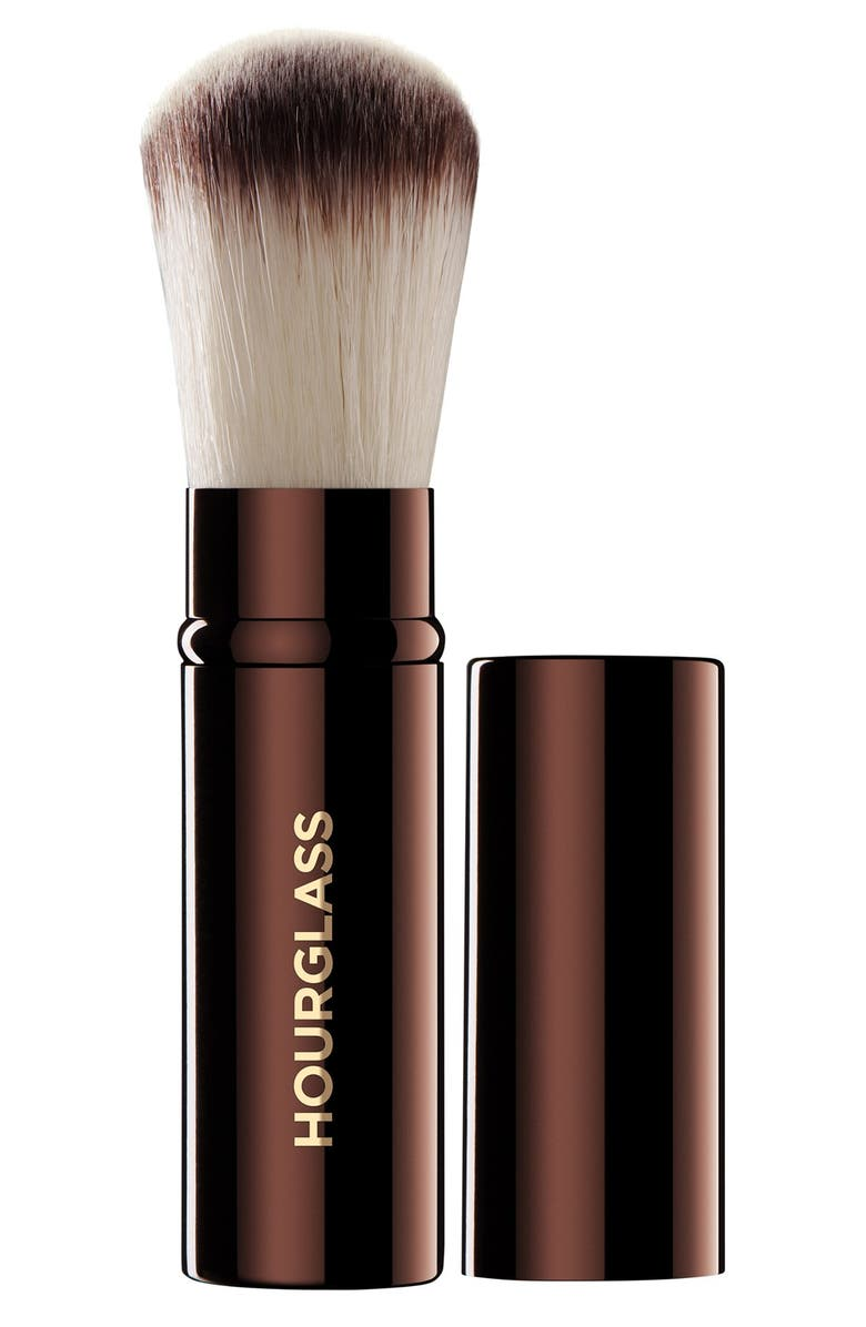 HOURGLASS Retractable Foundation Brush, Main, color, RETRACTABLE FOUNDATION BRUSH