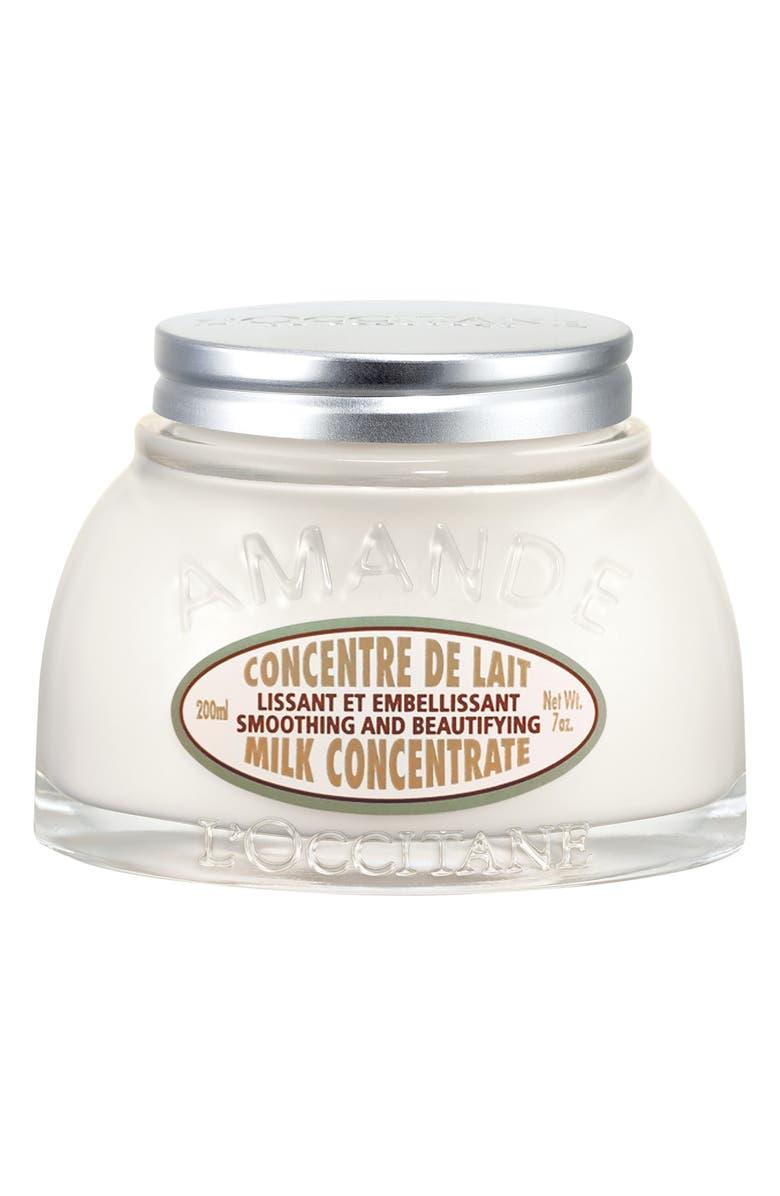 L'OCCITANE Almond Milk Concentrate, Main, color, NO COLOR