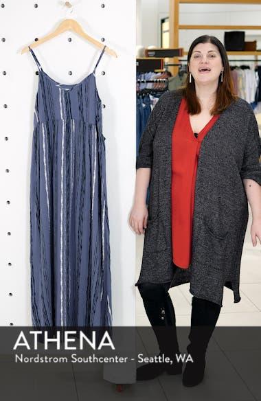 Print Slip Maxi Dress, sales video thumbnail