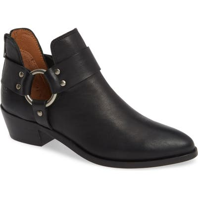 Frye Ray Low Harness Bootie- Black