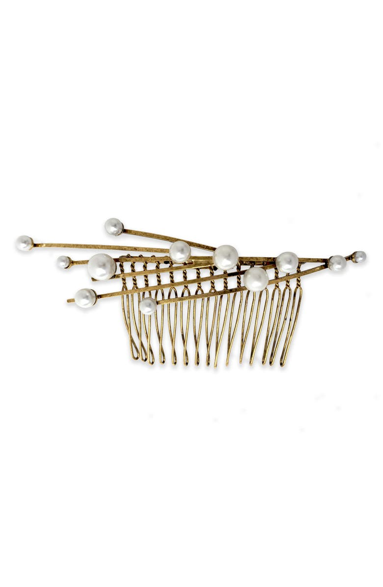 LELET NY Pearl Branch Comb, Main, color, 710