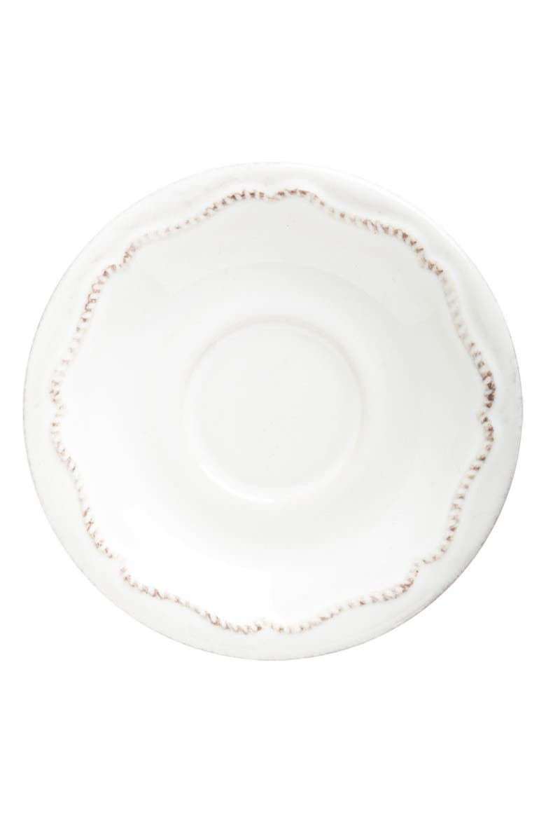 JULISKA 'Berry and Thread' Demitasse Saucer, Main, color, 100