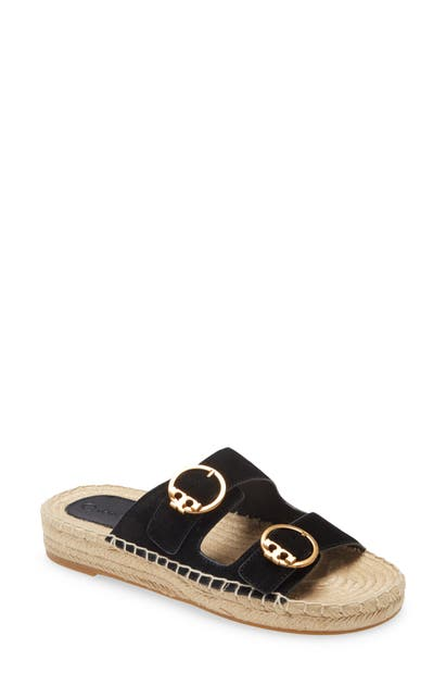 Tory Burch Slides SELBY ESPADRILLE SANDAL