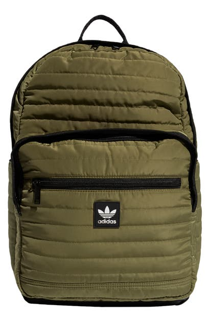 Adidas Originals QUILTED TREFOIL BACKPACK