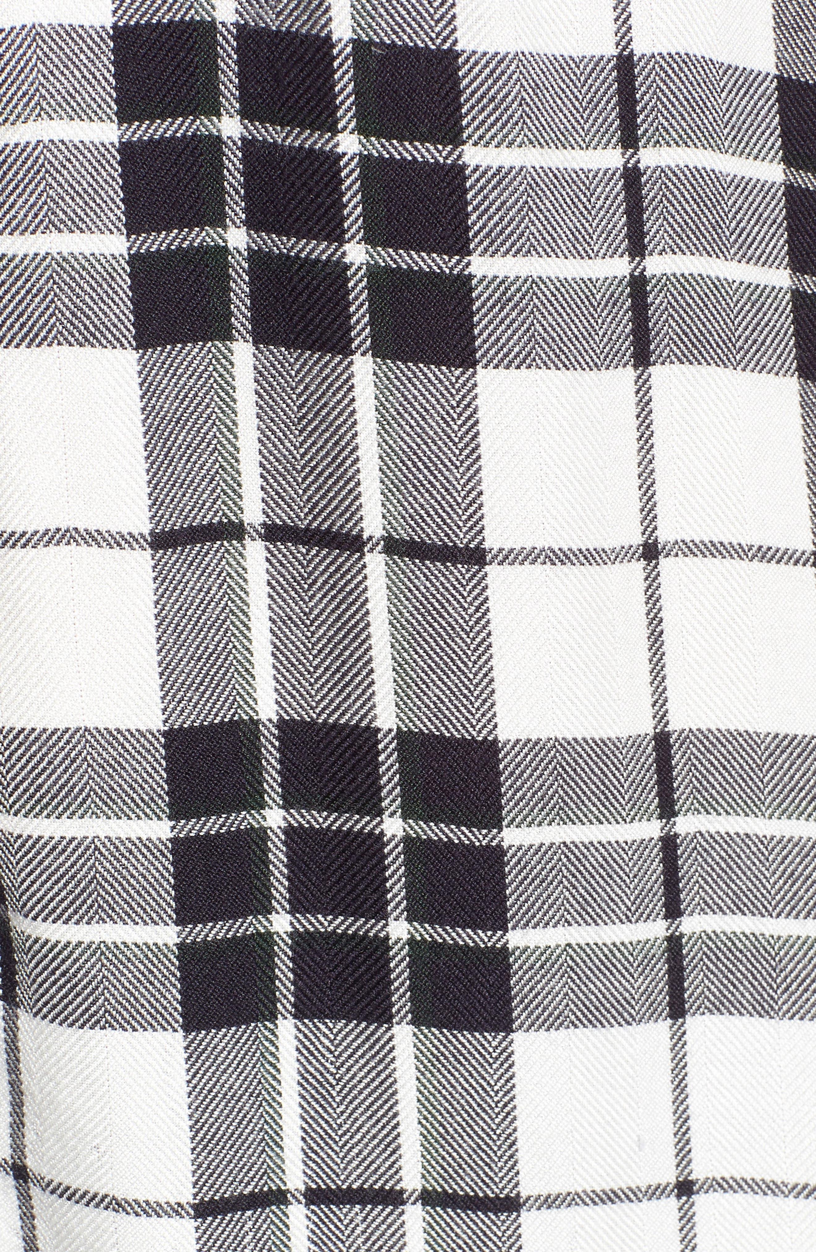 ,                             Hunter Plaid Shirt,                             Alternate thumbnail 496, color,                             005