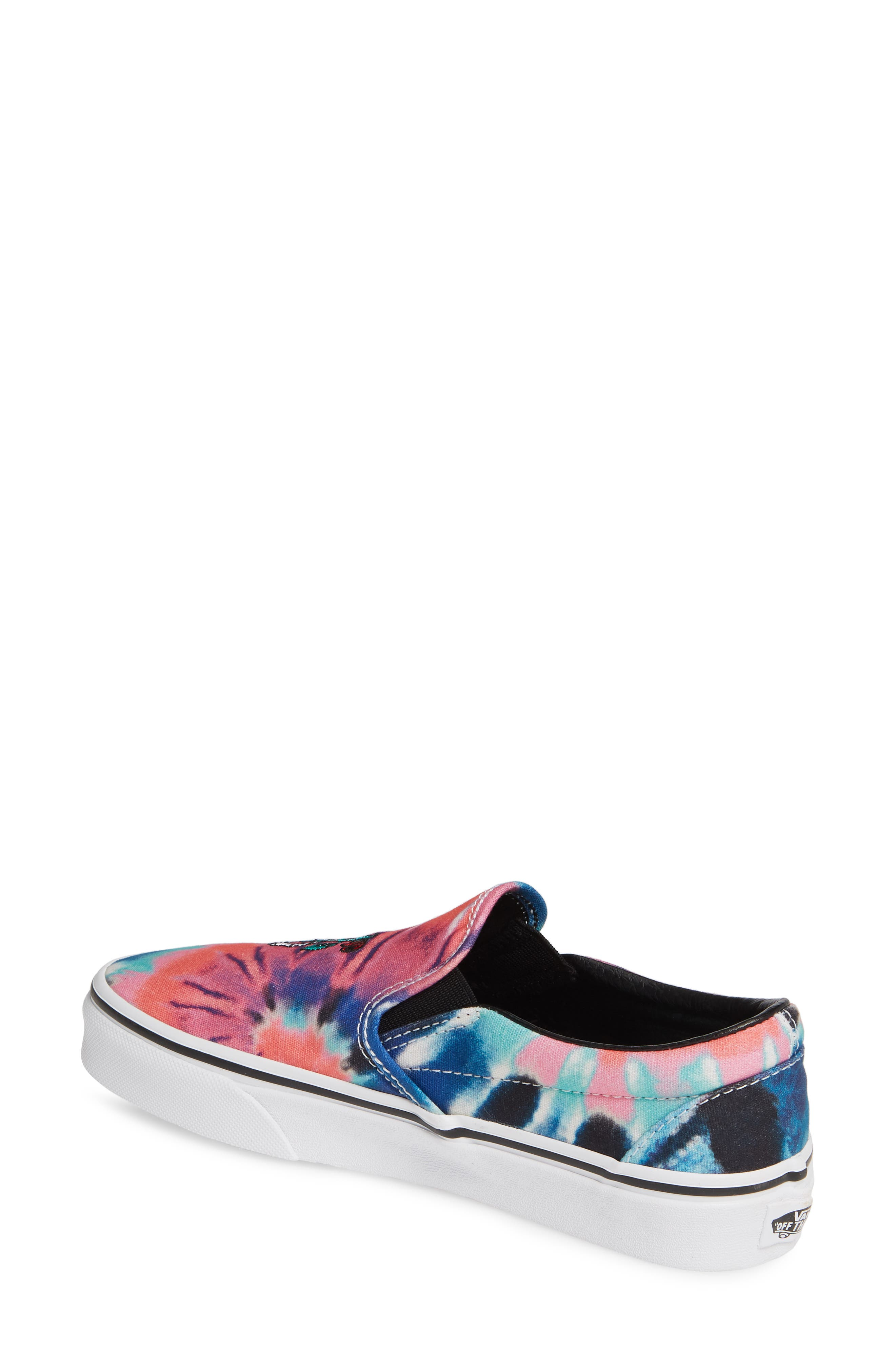 ,                             Classic Slip-On Sneaker,                             Alternate thumbnail 468, color,                             105