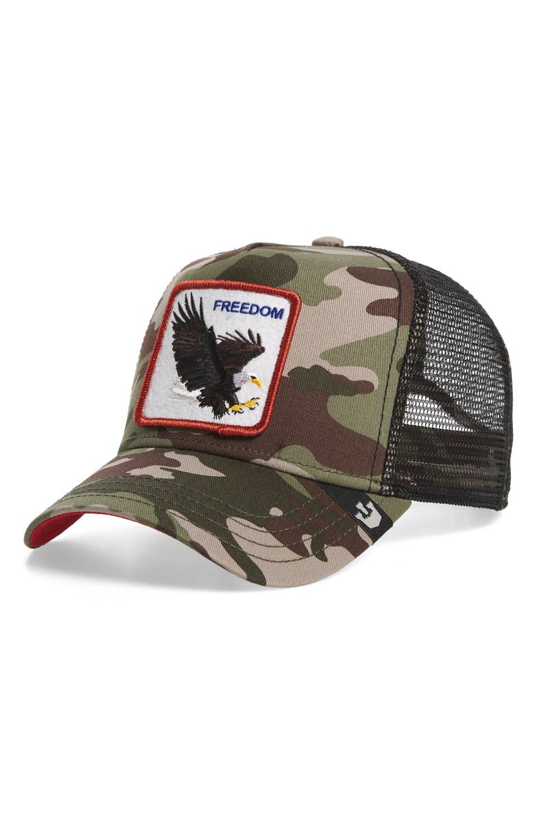 10b3e75fe Freedom Trucker Hat