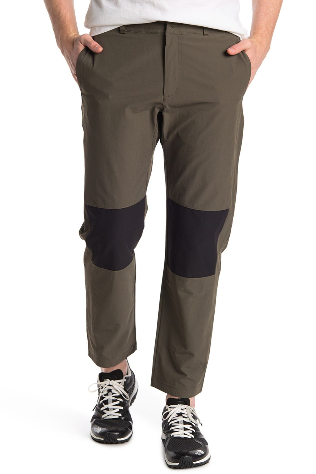 Image of The North Face North Dome Active Crop Climbing Pants