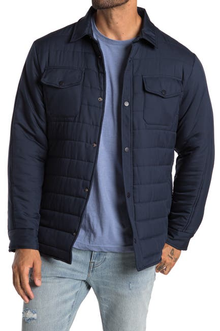 Image of COASTAORO Quilted Puffer Jacket