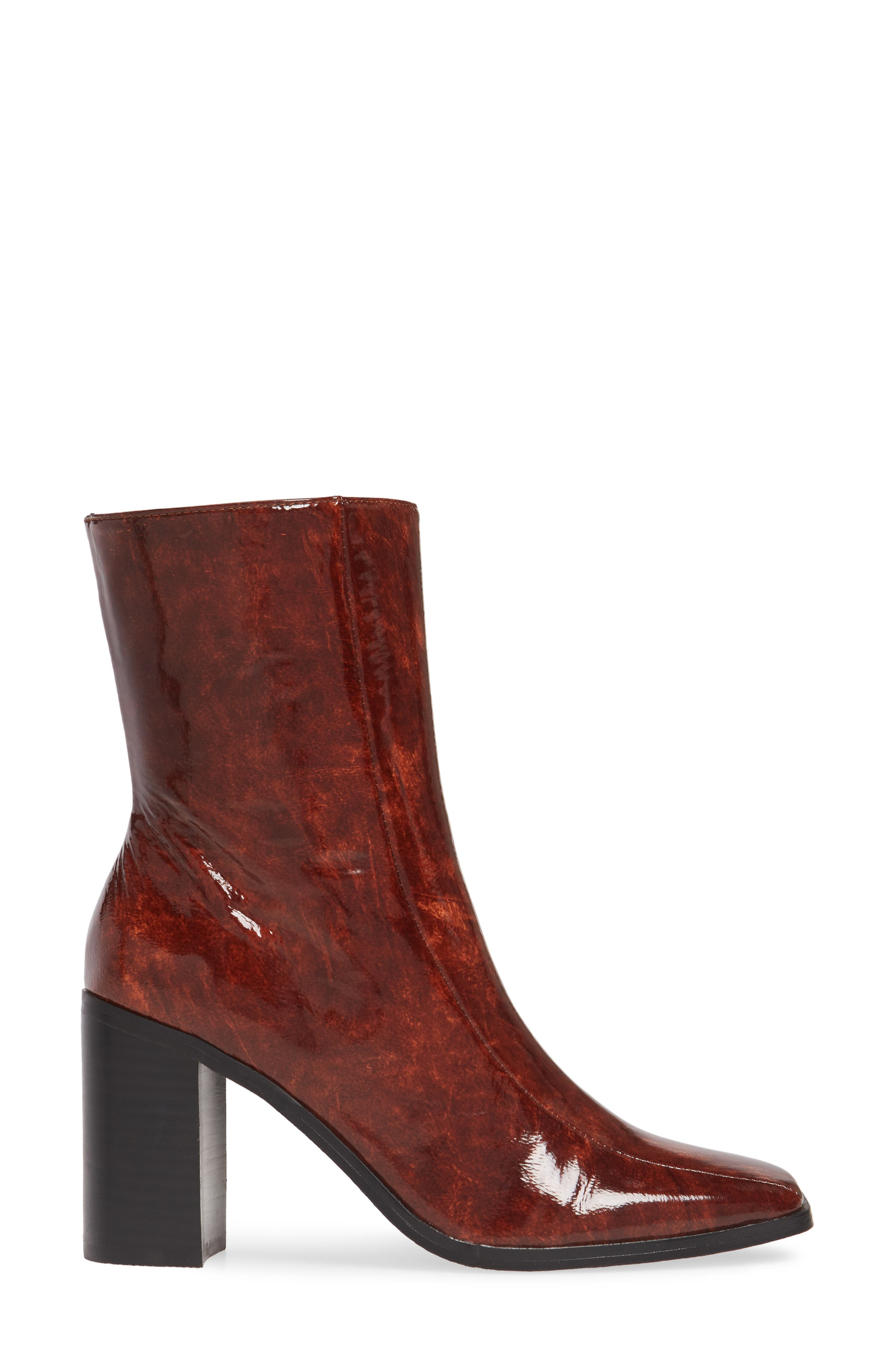 Jaggar Boots Square Toe Boot