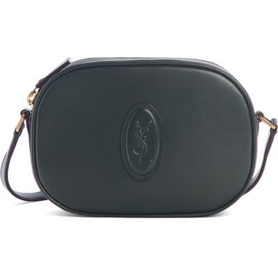 Saint Laurent Le 61 Leather Camera Bag - Green