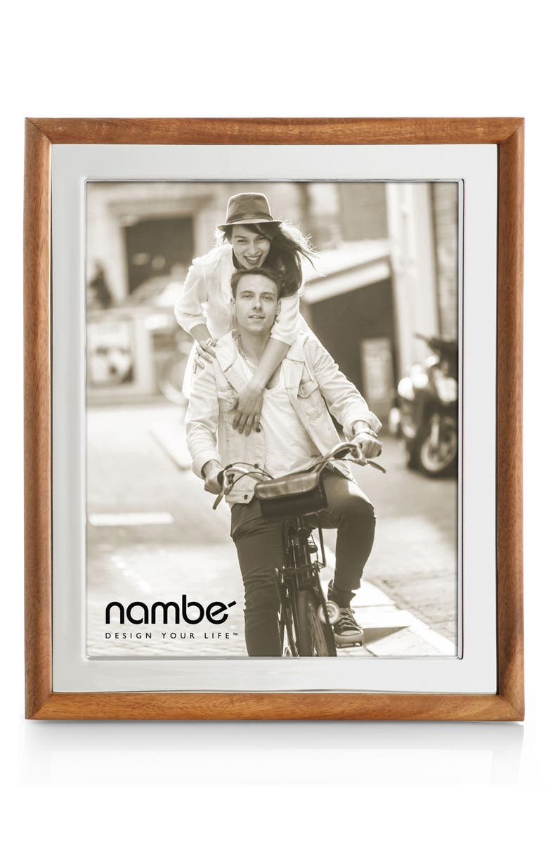 NAMBÉ Hayden Picture Frame, Main, color, BROWN