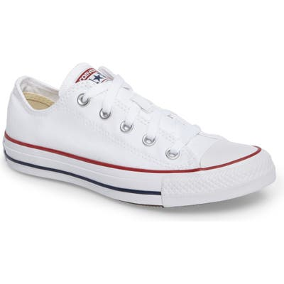 Converse Chuck Taylor Low Top Sneaker- White