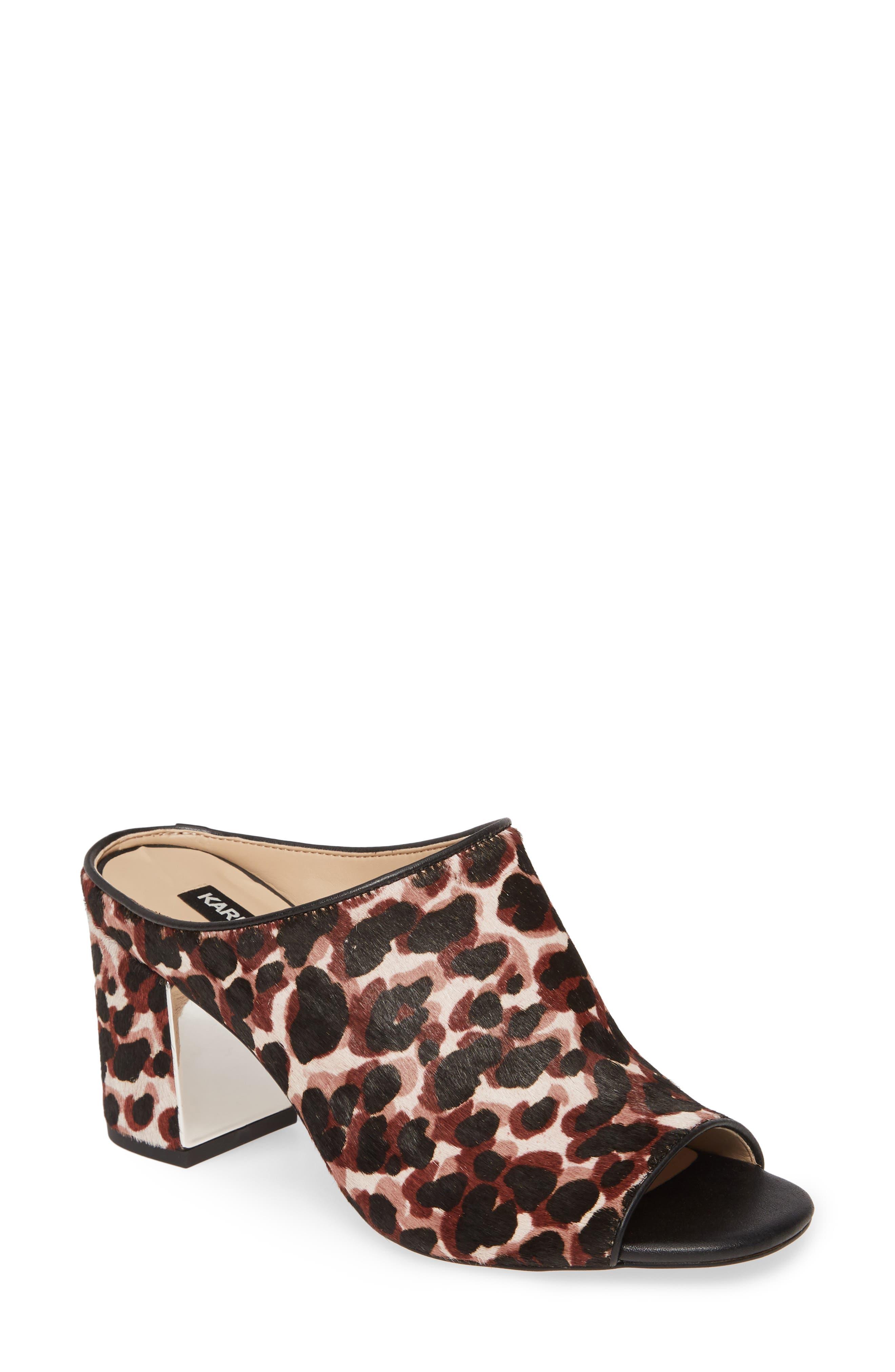 Karl Lagerfeld Paris Jensen Slide Sandal (Women)