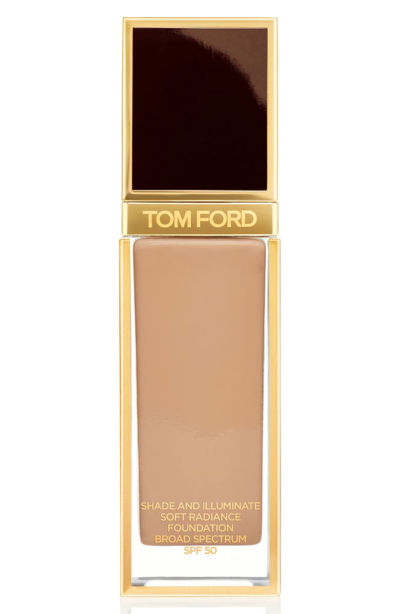 TOM FORD Shade and Illuminate Soft Radiance Foundation SPF 50, Main, color, 7.7 HONEY