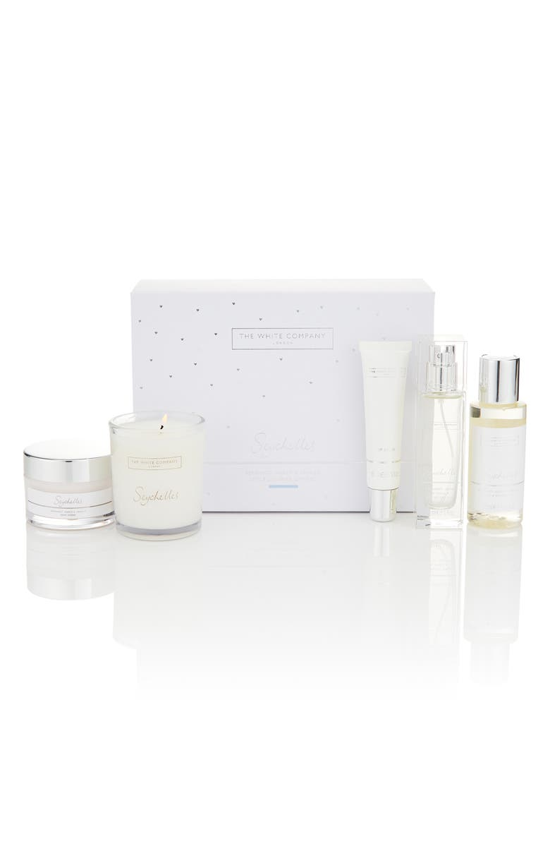 THE WHITE COMPANY Seychelles Set, Main, color, 100