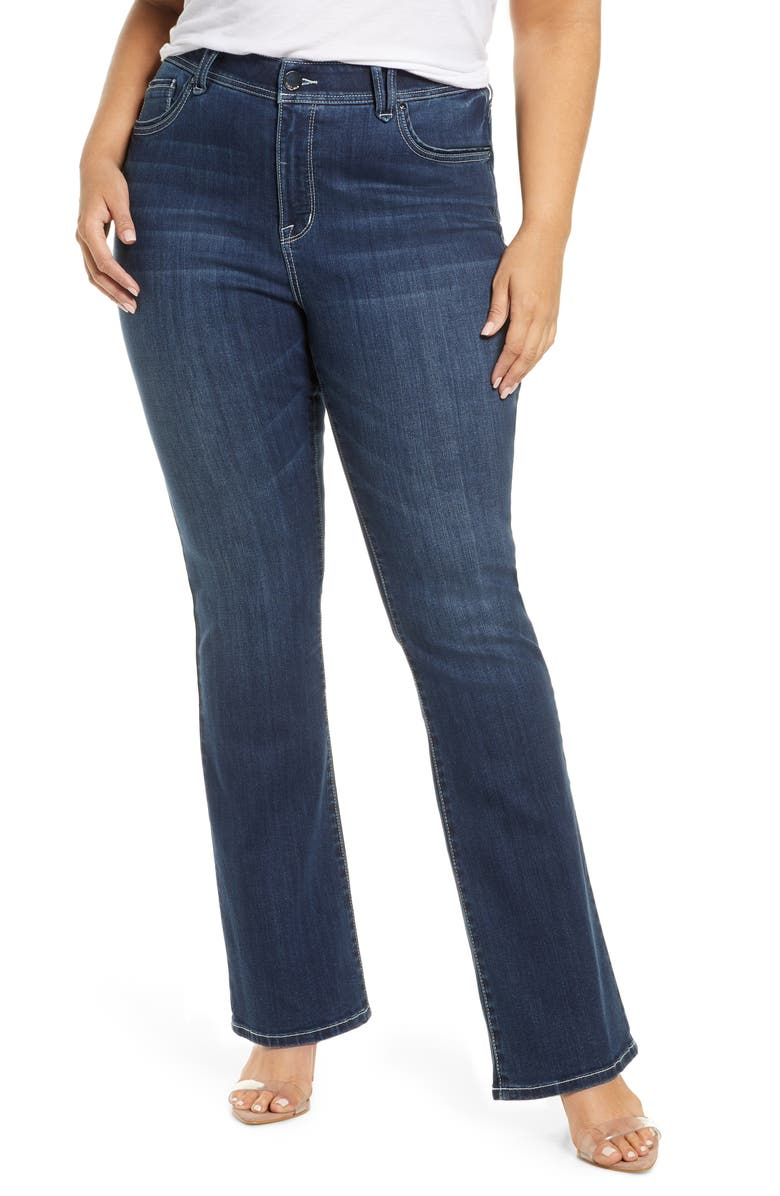 SEVEN7 High Waist Ab-Solute Bootcut Jeans, Main, color, 400