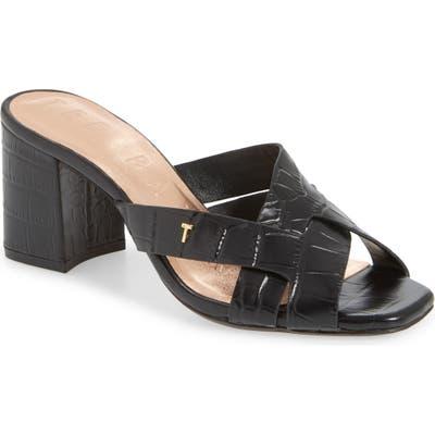 Ted Baker London Tabeai Sandal - Black
