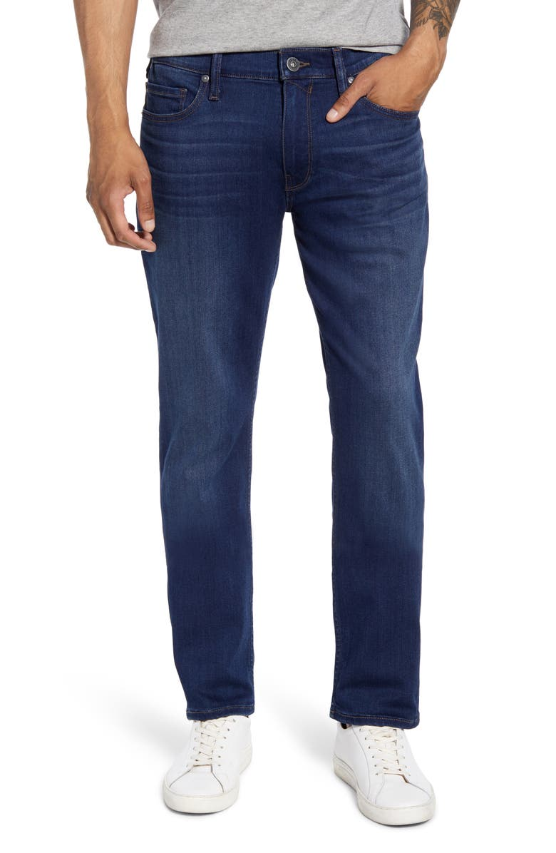 PAIGE Federal Slim Straight Leg Jeans, Main, color, 400