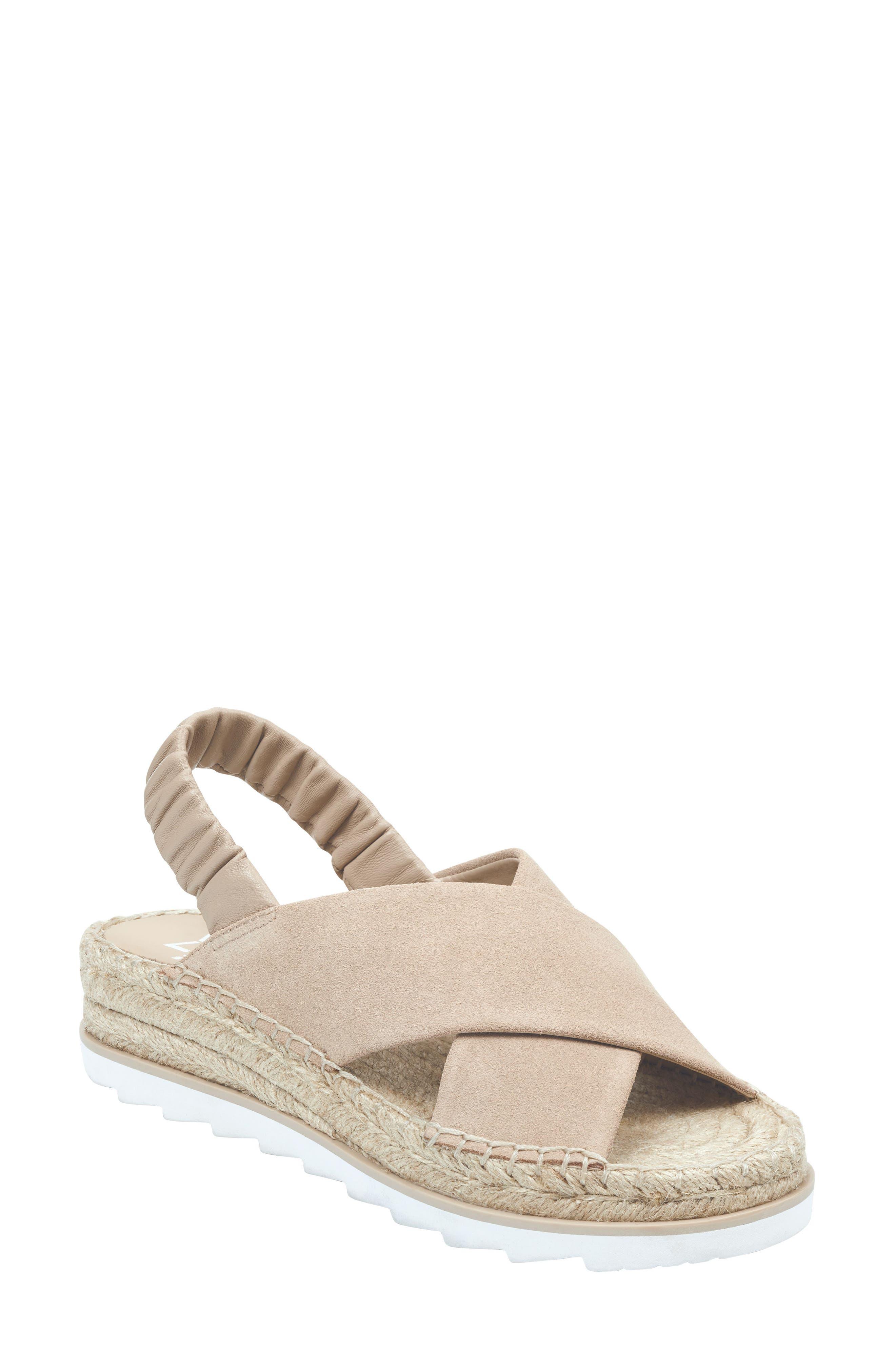 Marc Fisher Ltd Pella Sandal, Beige
