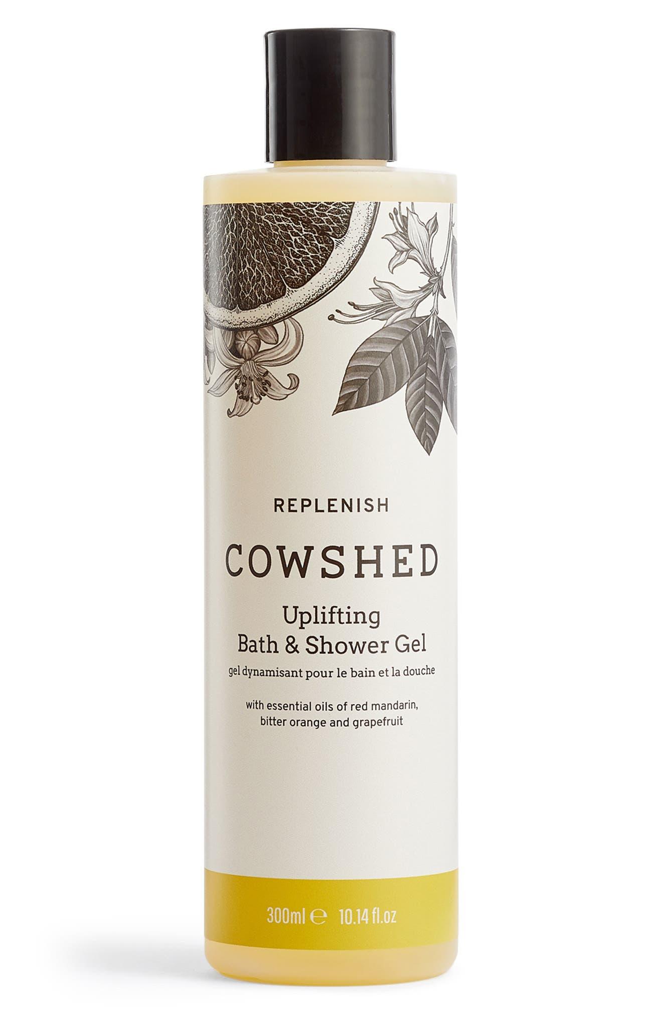 Replenish Uplifting Bath & Shower Gel