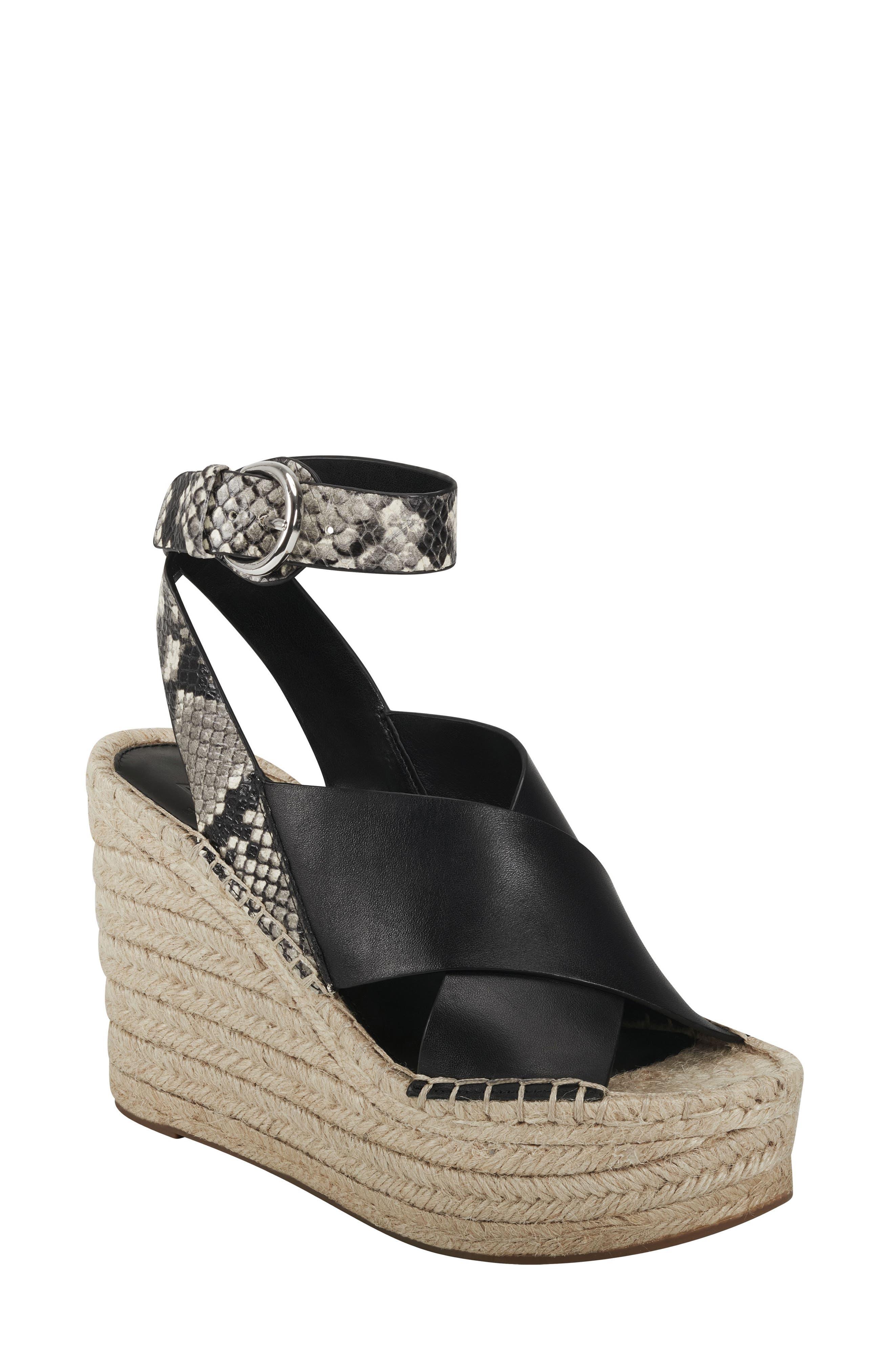 Image of Marc Fisher LTD Abacia Wedge Sandal
