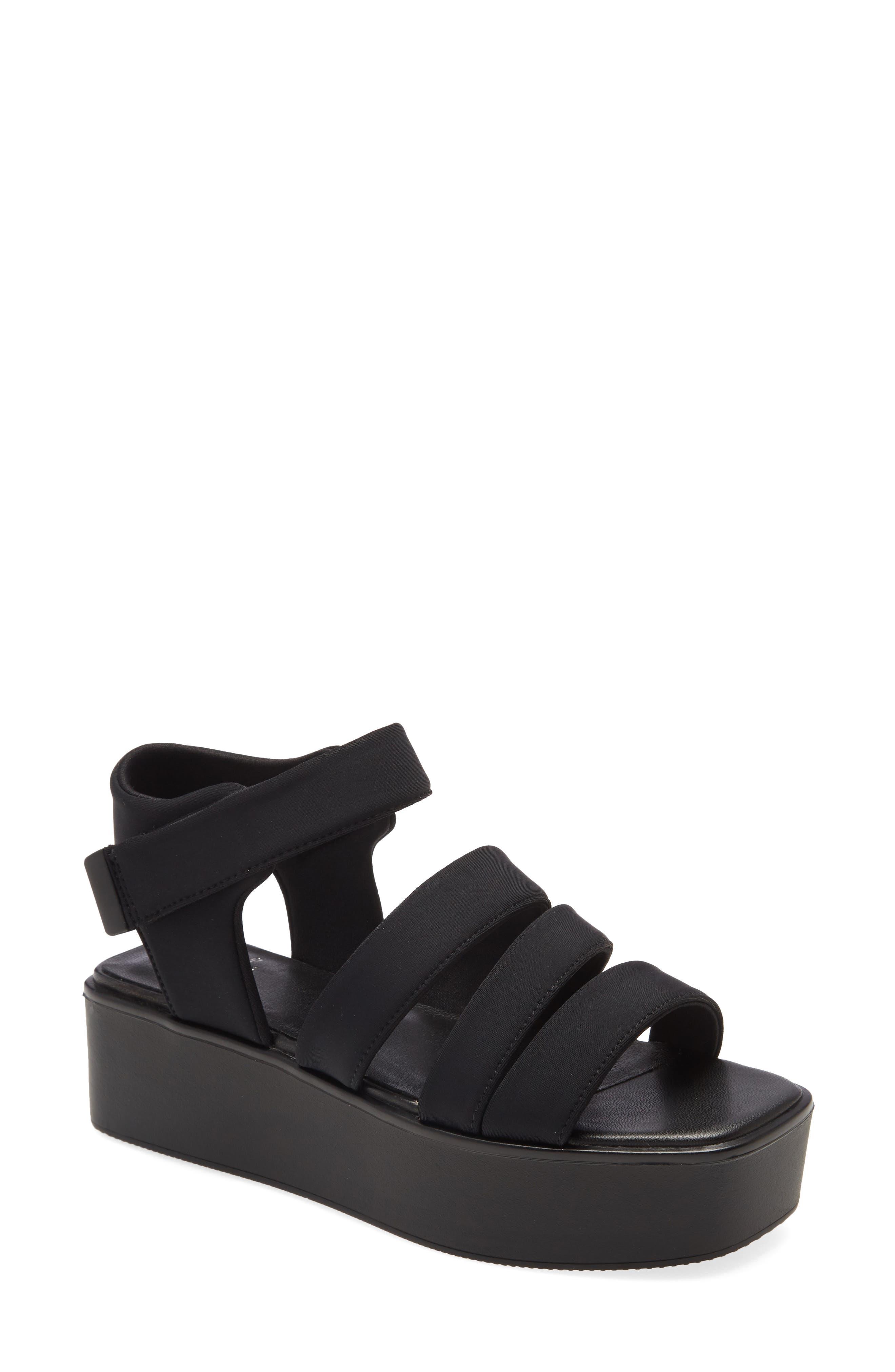 Women s Vagabond Shoemakers Bonnie Ankle Strap Platform Sandal E5119