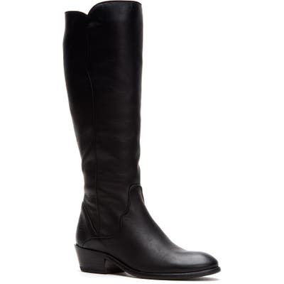 Frye Carson Knee High Boot, Black