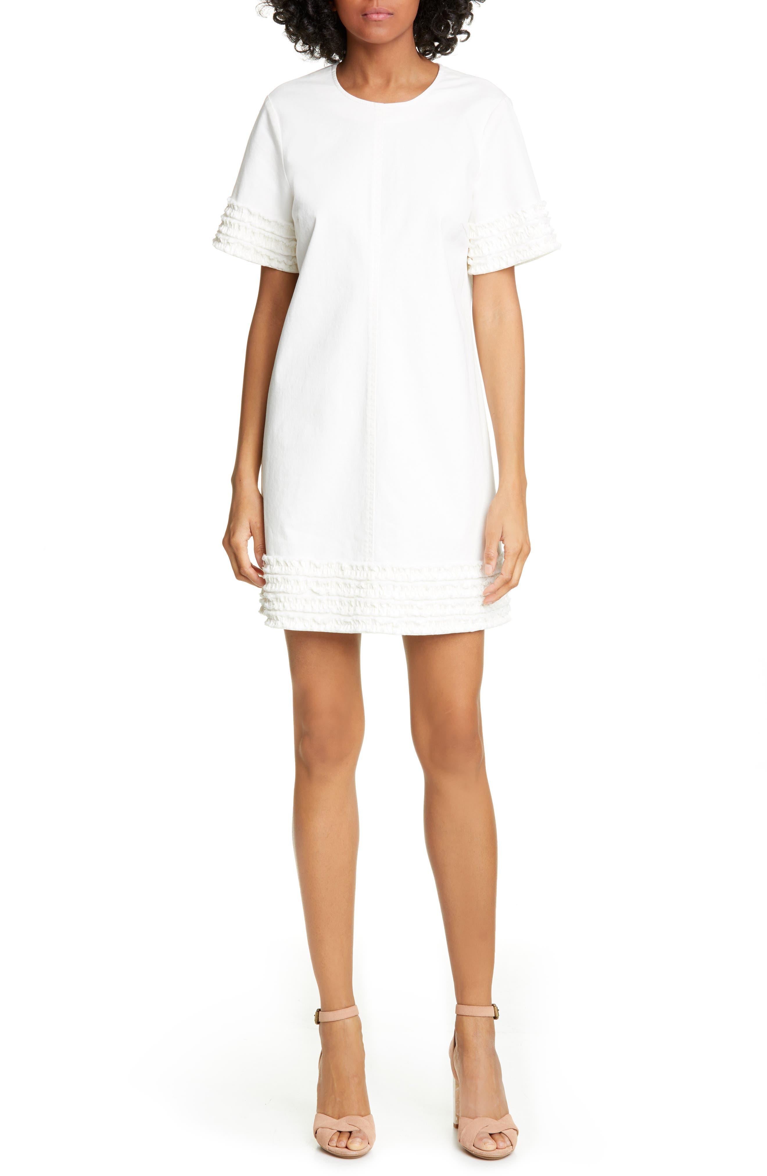 Cinq A Sept Ashton Dress, Ivory