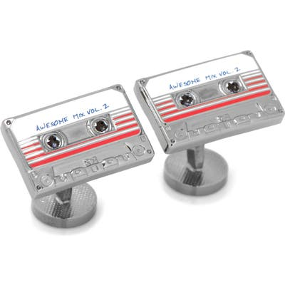 Cufflinks, Inc. Marvel Mix Tape Cuff Links