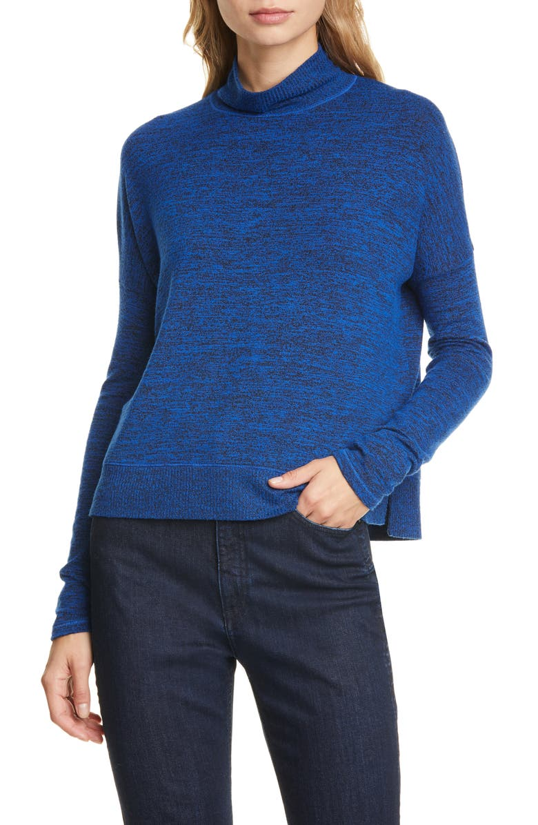 RAG & BONE Jane Slim Turtleneck Top, Main, color, 415