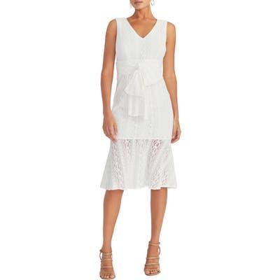 Rachel Rachel Roy Lace Sheath Dress, Ivory