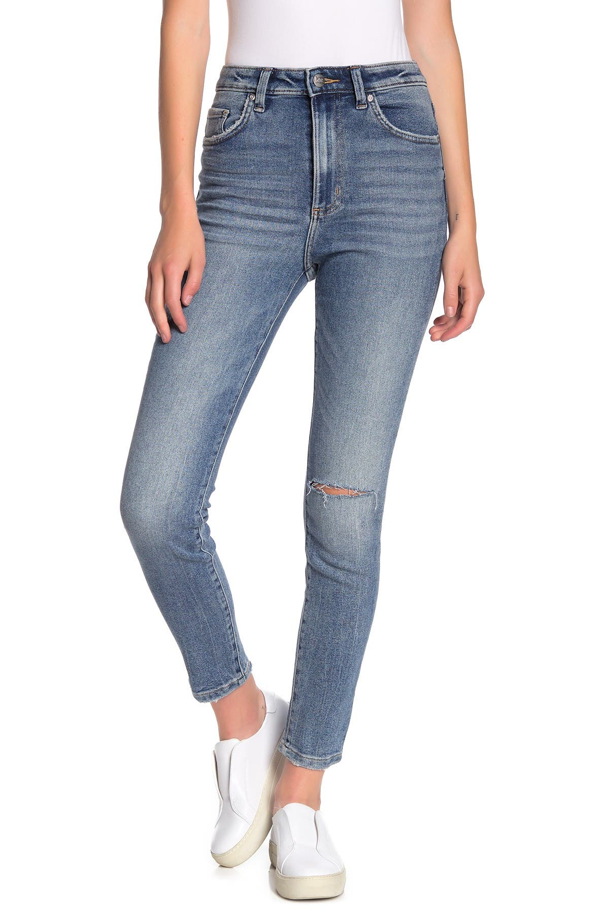 Image of LEE High Waisted Skinny Jeans