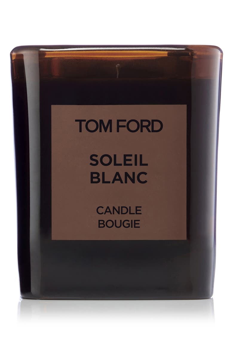 TOM FORD Private Blend Soleil Blanc Candle, Main, color, NO COLOR