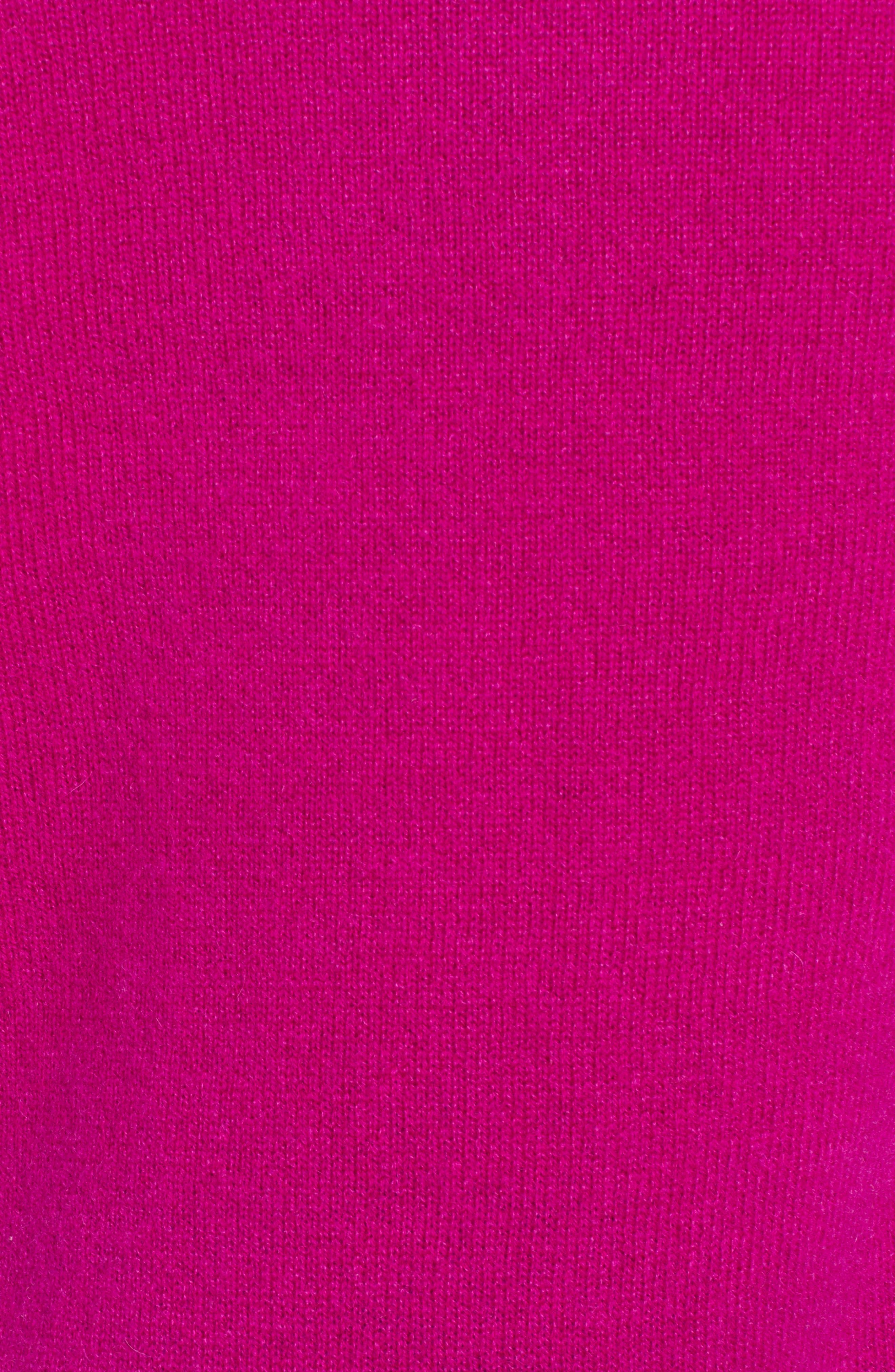 ,                             Crewneck Cashmere Sweater,                             Alternate thumbnail 176, color,                             652